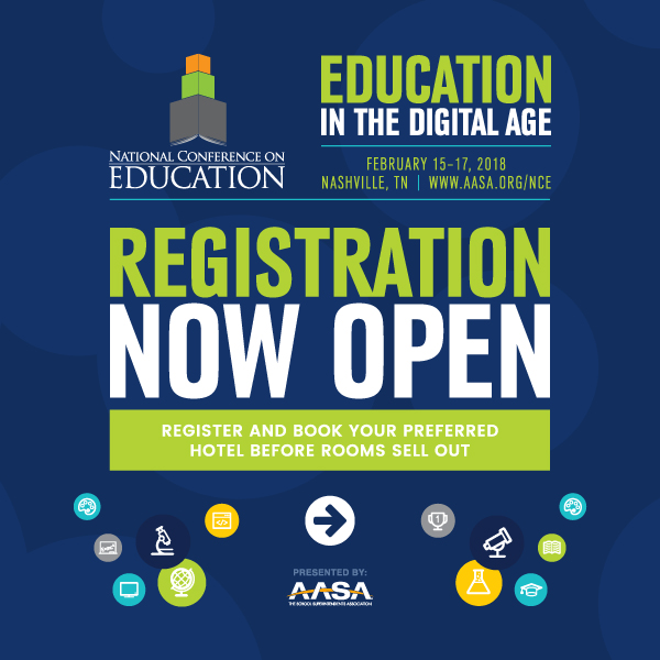 Register for AASA's National Conference on Education