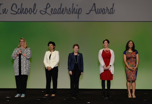 2017 women in school leadership award