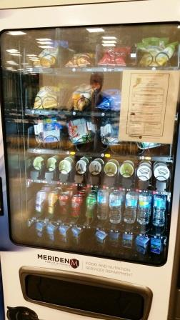 Meriden Vending Machine