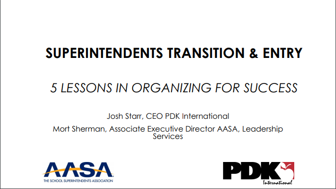 AASA | Webinar Archives