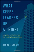 Book Review - What Keeps Leaders Up at Night