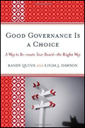 Book Review: Good Governance Is a Choice
