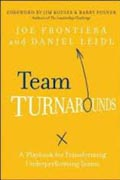 Book Team Turnarounds