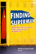 Book Finding Superman