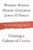 Transparency: Creating a Culture of Candor